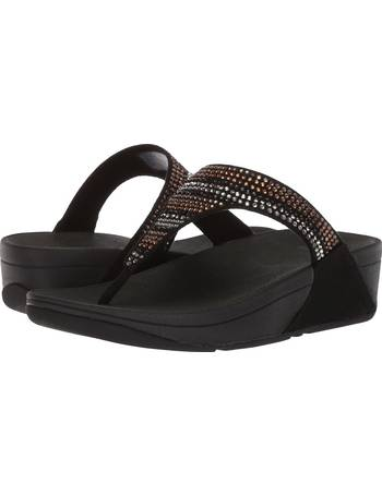 a344d3b6140 FitFlop. Strobe Luxe Toe-Thong Sandals. from 6pm
