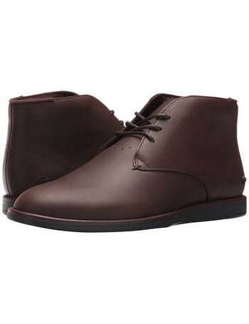 Shop Men's Lacoste Boots up to 60% Off