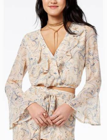 c9a8164ee08dfe Shop Women's American Rag Crop Tops up to 75% Off | DealDoodle