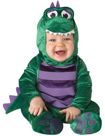 Triceratops Infant Tiny Dinosaur Costume