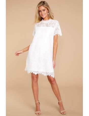 28d2c34290dd Shop Women's Red Dress Boutique Lace Dresses up to 80% Off | DealDoodle