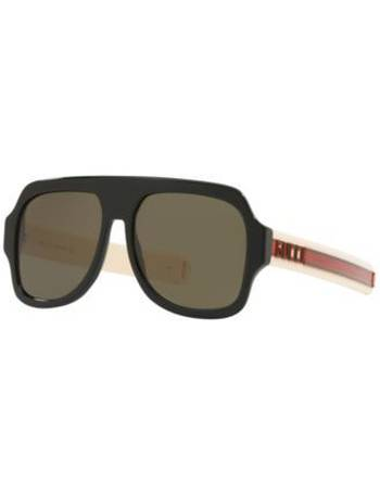 f99813907216a Shop Women s Gucci Sunglasses up to 75% Off