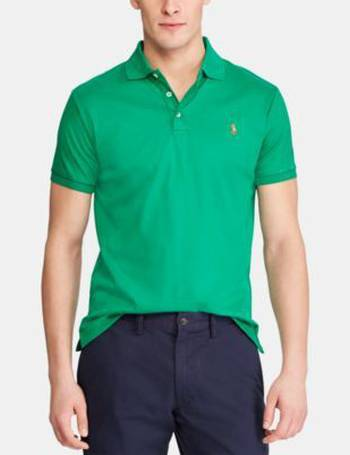 Cotton Slim Men's Fit Soft Touch Custom Polo VqpUzSM