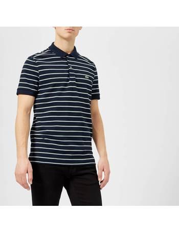 d04e31f134 Shop Men's Striped Polo Shirts up to 80% Off | DealDoodle