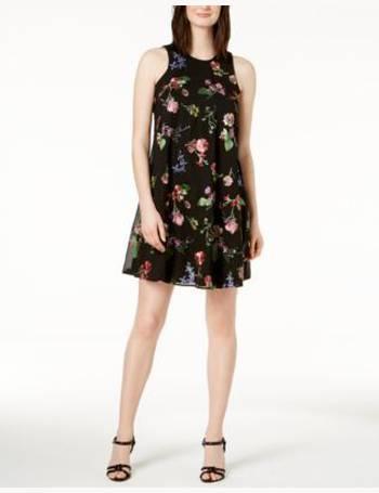 164015a319c6 Shop Women s Calvin Klein Floral Dresses up to 85% Off