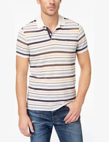 c56bdbe1 Shop Men's Tommy Hilfiger Polo Shirts up to 75% Off | DealDoodle