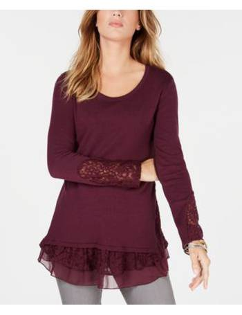 Shop Womens Style Co Sweaters Up To 80 Off Dealdoodle