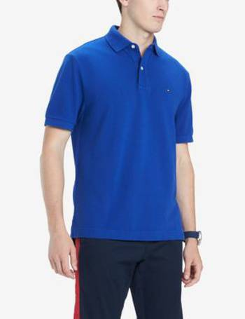 90f33ec3 Shop Men's Tommy Hilfiger Polo Shirts up to 75% Off | DealDoodle