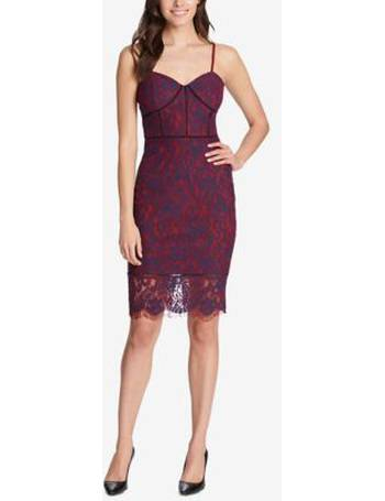 8004418fda5 Shop Women s Guess Lace Dresses up to 80% Off