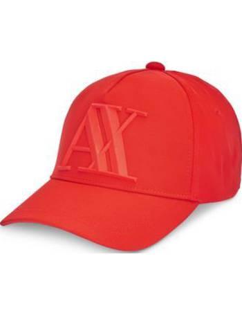 8b3b9b391 Shop Men's Armani Exchange Hats & Caps up to 45% Off | DealDoodle