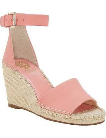 a1edd8986b43 Women s Vince Camuto Leera Wedge Sandal from Shoes.com. 30% OFF