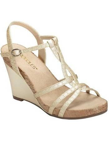 7eddd7fecd12 Women s Aerosoles Plush Song Wedge Sandal from Shoes.com