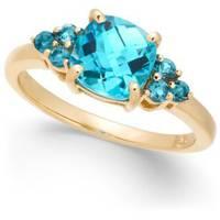 Women's Macy's Yellow Gold Rings