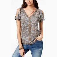 Women's Macy's Cold Shoulder T-Shirts