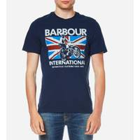Men's Barbour International T-Shirts