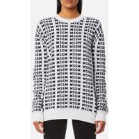 Women's MSGM Wool Sweaters