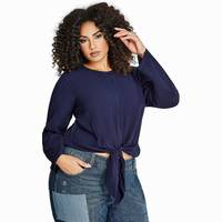 Women's Ashley Stewart Denim Shirts