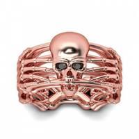 Women's Jeulia Jewelry  Silver Rings