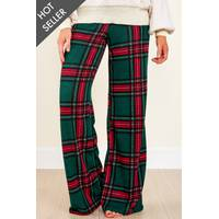 Women's Red Dress Boutique Pants