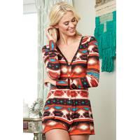 Women's Red Dress Boutique Sleepwear