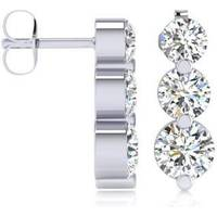 Women's SuperJeweler Drop Earrings