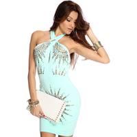 Women's Amiclubwear Printed Dresses