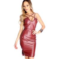 Women's Amiclubwear Sleeveless Dresses