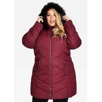 Women's Ashley Stewart Hooded Coats