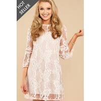 Women's Red Dress Boutique Lace Dresses