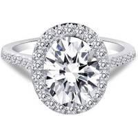 Women's Helzberg Diamonds Platinum Rings