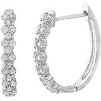 Women's Helzberg Diamonds Hoop Earrings