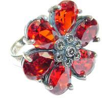 Women's Silverrushstyle Silver Rings