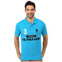 Men's U.S. Polo Assn. Short Sleeve Polo Shirts