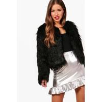 Women's boohoo Faux Fur Coats