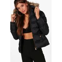 Women's boohoo Hooded Coats