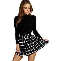 Women's boohoo Pleated Skirts