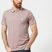 Men's Pretty Green Short Sleeve Polo Shirts