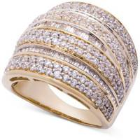 Women's Wrapped In Love Yellow Gold Rings