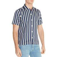 Men's Slim Fit Shirts from Sandro