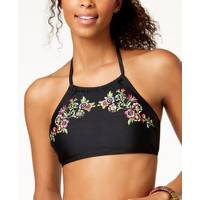 Women's Macy's High Neck Bikini Tops