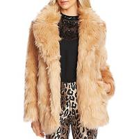 Women's Faux Fur Coats from Bloomingdale's