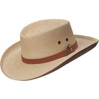 Men's Scala Straw Hats