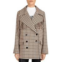 Women's Double-Breasted Coats from The Kooples