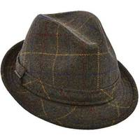 Men's Stetson Fedora Hats
